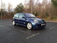 RENAULT CLIO SPORT 172 Monaco blue £1600 ono