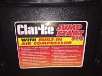 Clarke Car Battery Jump Start kit 910