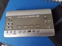 Boss Micro-BR Digital Multitrack Recording Studio