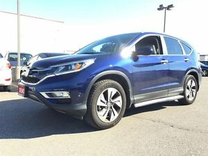 2016 Honda CR-V Touring (USED DEMONSTRATOR)-TOP OF THE LINE!