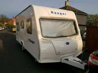 2006 Caravan Bailey Ranger 460/4 berth