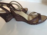**Brand new UGG sandals nude/tan coloured