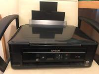 Epson Expression Home XP-305 All-in-One Inkjet Wireless Printer Black + cartridges