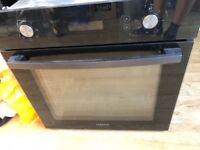 Intergrated Samsung Black Electric Oven Cooker