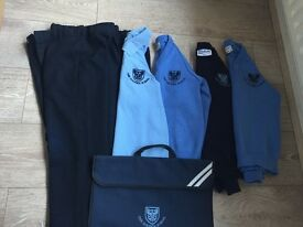 The Dolphin 6-7 years old School uniform