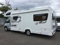 Elddis Marquis Majestic 180 Motorhome for Hire