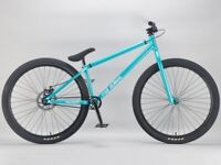 Blackjack Mint BMX Jump bike