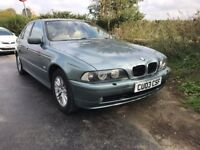 BMW 530, AUTOMATIC, 8 months MOT, fully loader.