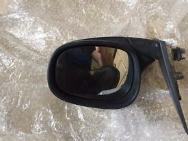 2009 Bmw lci heated mirrors in montego blue