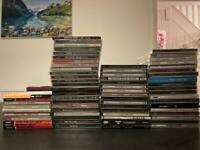 Hip hop, Jazz, Soul, rock, funk CD collection