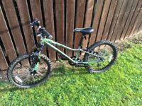 Saracen Rufftrax 20in kids bike (suitable for ages 5-8 years) - Superb condition