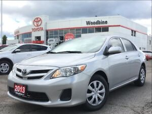 2013 Toyota Corolla CE Convenience Pkg w/ Power Windows