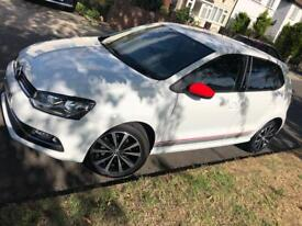 Volkswagen polo 999cc Beats (s/s) 2017 5dr cheap insurince, 3 years warranty