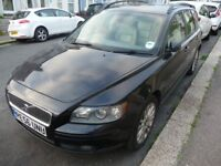 Volvo V50 2.0d 2006 Spares or repair