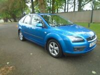 2007 FORD FOCUS PETROL 5 DOOR 80000 GENUINE MILES