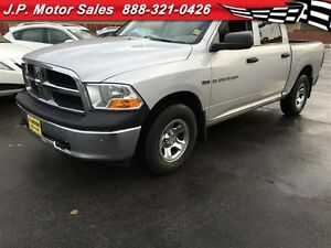 2011 Dodge Ram 1500 SLT, Quad Cab, Automatic, Running Boards, 4x