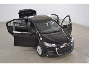 2017 Chevrolet Sonic LT Mags*Bluetooth*Camera Recul* Automatique