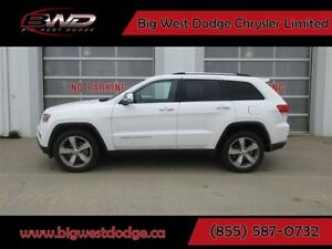 2015 Jeep Grand Cherokee Limited Sunroof Navigation Leather