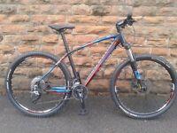 "NEW Claud Bulter Alpina 2.8 Mountain Bike Hardtail - 30 Speed - 19""- RRP £749"