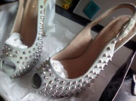 Kurt Geiger designer heels size 5 nearly new
