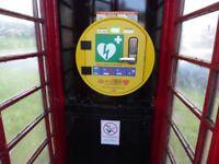Public Access Defibrillator Awareness Training (AED/Defib) First Aid