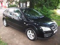Ford Focus 2.0 Titanium 5dr LONG MOT+ 2 OWNR+ 3M WARNTY + 2006 (55 reg), Hatchback