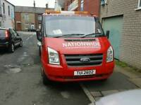 FORD TRANSIT RECOVERY TRUCK 16.5 FT BY 7 FT WIDE