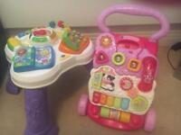 Baby Walker & Learn'n'play
