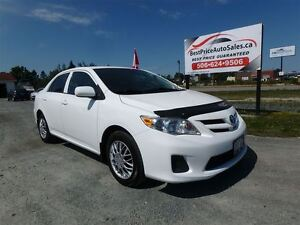 2011 Toyota Corolla CE! AUTOMATIC! CERTIFIED!