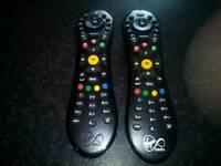 2 virgin remotes
