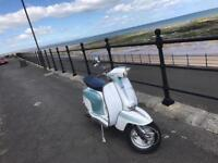 Tv175 Lambretta not vespa