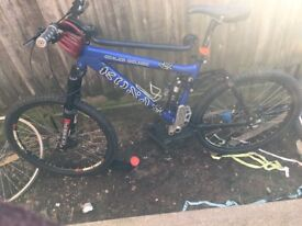 I have a Kona Coiler Deluxe 2007 Mountain Bike