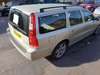 Volvo v70 estate 2.4 Diesel 2005 (Auto)