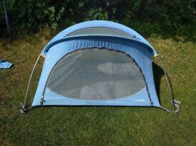Arc 2 travel cot / tent