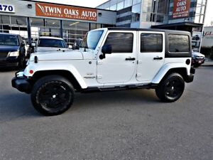2011 Jeep WRANGLER UNLIMITED Sahara|REMOVABLE HARD AND SOFT TOP
