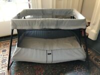 Baby Bjorn Travel Cot - Immaculate Condition