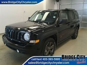2016 Jeep Patriot 75th Anniversary Edition! FWD- Sunroof, Heated