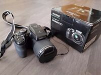 Fujifilm finepix s8200 bridge camera 40x zoom
