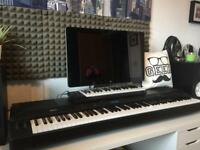 Yamaha P150 stage piano. Inbuilt speakers