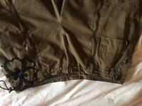 Woodstock khaki pants 10/12