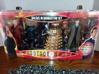 New Doctor Who Daleks In Manhattan Set