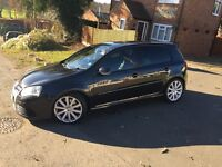 Immaculate golf r32 for sale or part exchange