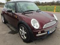 WANTED! More cars like our cracking auto Mini Cooper, years MOT £1995