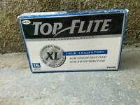 Top Flite Golf Balls (New)