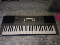 Yamaha Psr E353 keyboard for sale