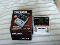 NUX Time Force delay oedal