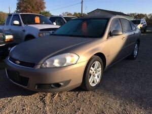 2006 Chevrolet Impala LTZ CALL 519 485 6050 CERTIFIED