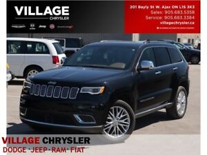 2017 Jeep Grand Cherokee Summit|Platinum|V8|Nav|Panoroof|Tow|Rem