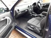 Audi A3, 2L Diesel, 2011, Blue