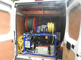 Citroen Relay c/w Drain Service Equipment